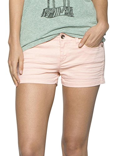 O'Neill Island Walkshorts Solid Tropical Peach