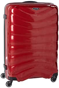 Samsonite Firelite Spinner 81/30 Koffer, 55cm, 124 L, Chili Red
