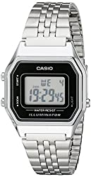 Casio Vintage Series Digital Multi-Colour Dial Womens Watch-D125 (LA680WA-1DF)