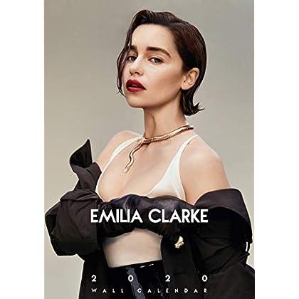 Emilia Clarke 2020 Calendar - Game of Thrones