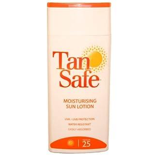 TanSafe - Tragbare Strand Safe - Sieht aus wie eine regelmäßige Sonnencreme und passt bequem in Ihre Strand-Tasche