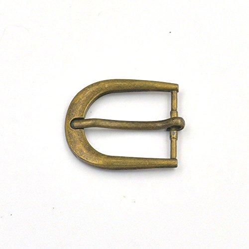 10 pcs 1 '25 mm belt buckle for leather belt bag handbag nickel bronze gold bag