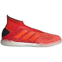 best sneakers 46e03 d9e9e adidas Predator Tango 19+ IN, Zapatilla de fútbol Sala, Active Red-Solar