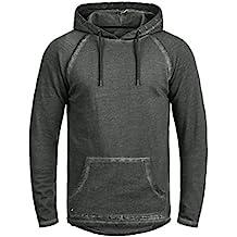 REDEFINED REBEL Moore Herren Kapuzenpullover Hoodie Sweater