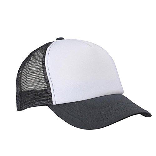 Myrtle Beach - Trucker Mesh Cap 'Classic' one size,White/Graphite