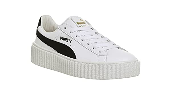 Rihanna Puma Creeper White Black 364462 01  