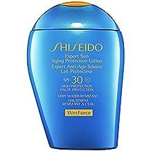 SHISEIDO EXPERT SUN AGING lotion wet force 100 ml