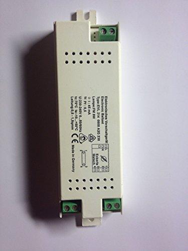 EVL 214 0808 A2G 230 elektronisches Vorschaltgerät electronic Ballast für Lampe FM 8W