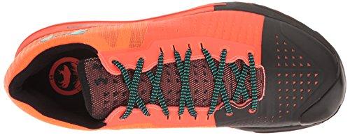 Under Armour Horizon KTV Trail Running Shoes Phoenix Fire/Black/Neptune