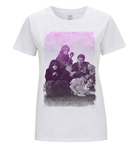 Women's Breakfast Club 80's movie inspired t-shirt – brat pack retro classic