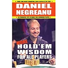 More Hold'em Wisdom for All Players (Paperback) - Common
