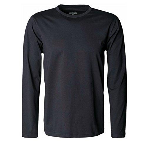 Jockey Herren American Langarm T-Shirt USA Originals 2er Pack Rot