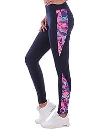 BD Damen Workout Sporthose Yoga Pants Fitness Jogginghose Training Sport Leggings Stretch Hose