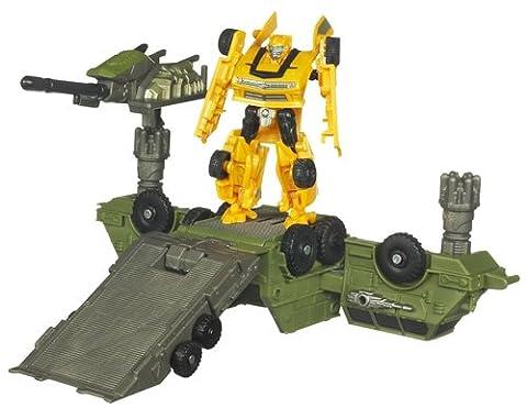 Transformers 3 - 29734 - Figurine - Cyberverse - Bumblebee W/Nest Team