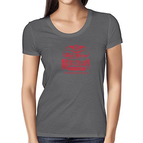 Kostüme Mercenaries 2 (TEXLAB - Wade Wilson's Mercenary Academy - Damen T-Shirt, Größe S,)