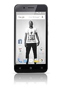 Danew BM45 Smartphone débloqué 4G (Ecran: 4,5 pouces - 8 Go - double SIM - Android 5.1 Lollipop) Noir