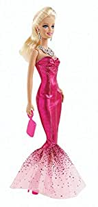 Barbie Mermaid Gown, Multi Color