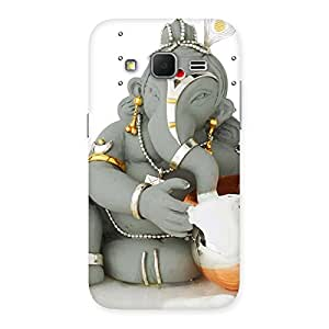 Special Ganesha Ji Multicolor Back Case Cover for Galaxy Core Prime