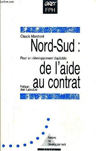 NORD SUD DE L'AIDE AU CONTRAT POUR UN DEVELOPMMENT EQUITABLE.
