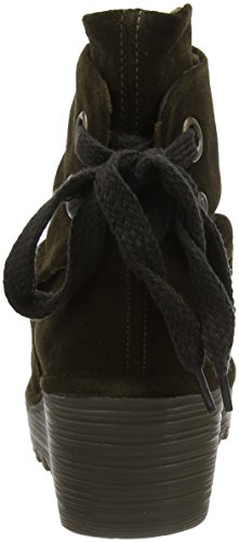 Fly London Yama Oil Suede, Women's Boots 2