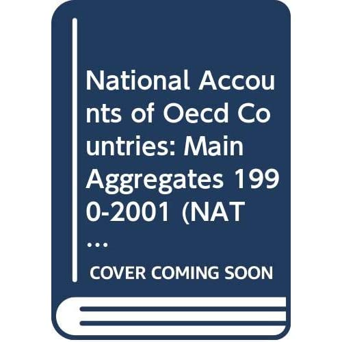 national account of oecd countries