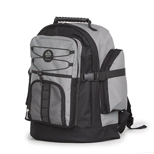 Compass Bagaglio a mano BP114 Grey Backpack