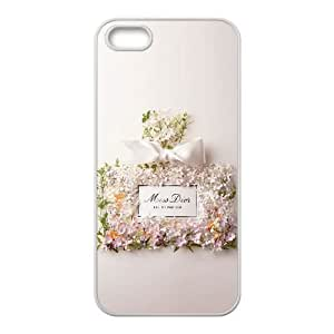 Miss Dior Blooming Bouquet Natalie Portman cover iPhone 5 5s Cell Phone case cover white E9C3OLFYQL