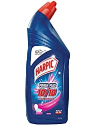 Harpic Powerplus Toilet Cleaner Rose, 1 L