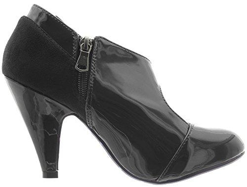 Banned, Scarpe col tacco donna Nero (nero)