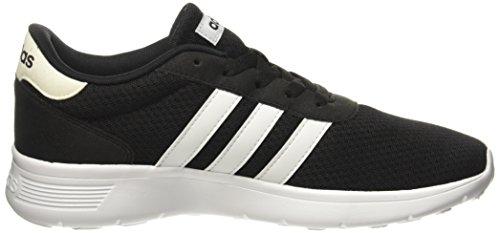 adidas Lite Racer, Scarpe da Ginnastica Uomo Nero (Core Black/Ftwr White/Ftwr White)