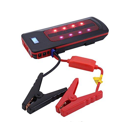 BAIQI 12V Portable Notfall Auto Starthilfe Mini Power Bank Ladegerät Auto Start Motor Booster für Laptop Telefon Akku
