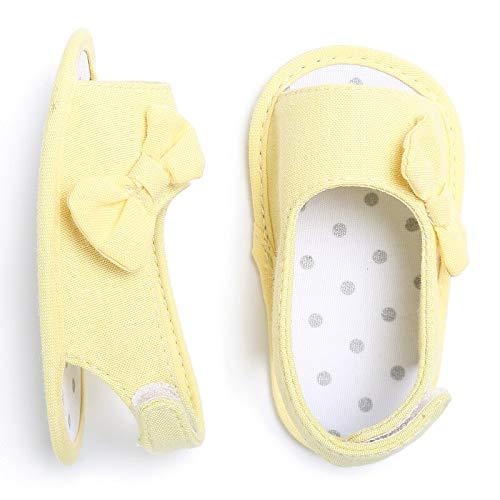 Yichener Sommer Baby Mädchen Slipper Schuh Baumwolle Prewalking Schuhe Krib Walker Schuhe Grosshandel Dropshipping Kleinkind Mädchen Schuhe -