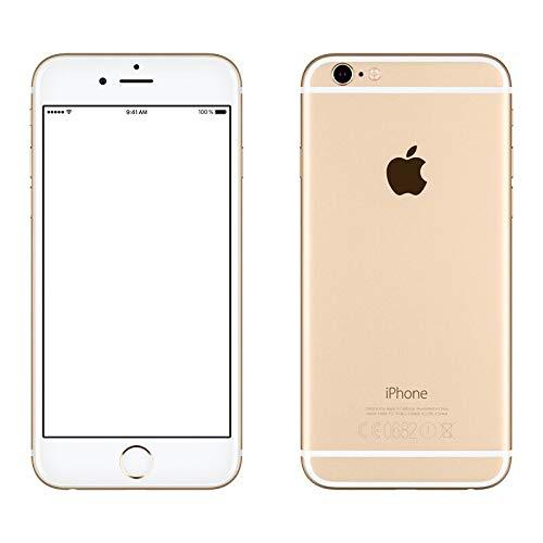 "Apple iPhone 6, 4,7"" Display, SIM-Free, 128 GB, 2014, Gold (Generalüberholt)"