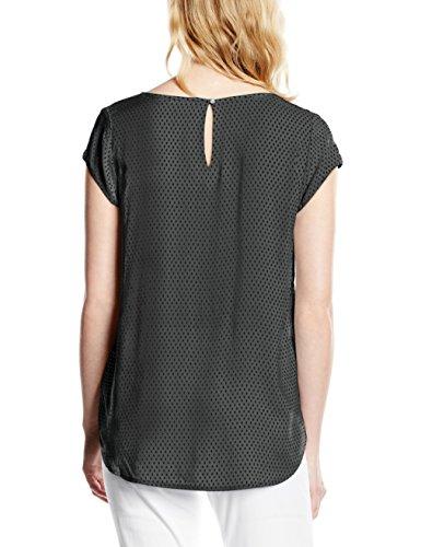 Opus Fjelmi dot - T-Shirt - Femme Gris
