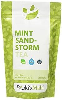 Pooki's Mahi Mint Sandstorm Tea, 2 Ounce