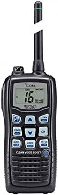 Icom IC-M35 # 04 VHF 6W náutico flotante