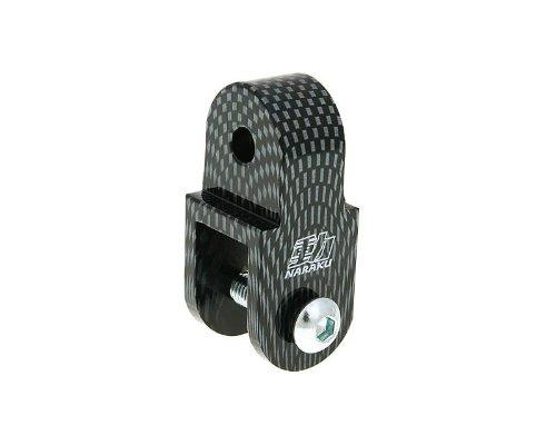 NARAKU 40mm hoeherlegungs Kit in Carbonio per Rex usato  Spedito ovunque in Italia