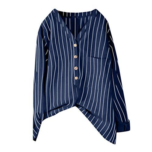 DIPOLA Literary National Wind Vintage Nationale Strickjacke V-Ausschnitt Lose Damen Hemd Herbst Damen Langarm Gestreiftes Sweatshirt T Shirt Colorblock Track Pant
