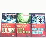 Sammleredition Outbreak 3 Bücher - 1. Der Mann, der nichts vergessen konnte. / 2. Tod im Regenwald. / 3. Der Zorn - Isau Ralf Boris von Smercek und Denis Marquet