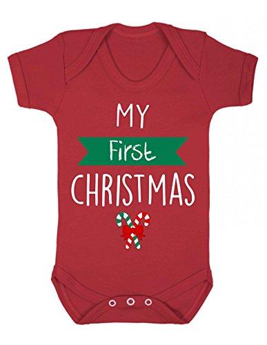 n (0-24 Monate) Body rot 0-3 Monate (Weihnachtsbaum-kostüm Für Kleinkind)
