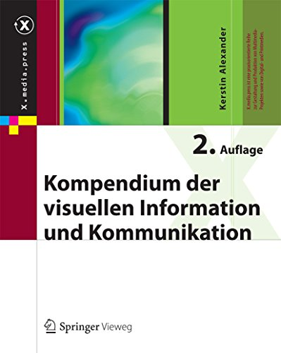 Kompendium der visuellen Information und Kommunikation (X.media.press)