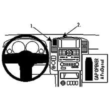 Brodit ProClip - Kit para dispositivos electrónicos compatible con Nissan Pathfinder 10-12