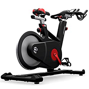 Life Fitness Indoor Bike IC5 Powered By ICG – Indoor Cycle mit Wattmessung, LCD Trainingscomputer, Schwungscheibe