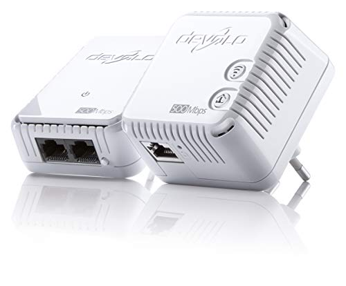 Devolo dLAN 500 WiFi Starter Kit PLC Powerline