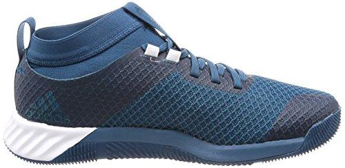adidas Herren Crazytrain Pro 3.0 Fitnessschuhe Türkis (REAL TEAL/Petrol Night/Hi-Res Green)