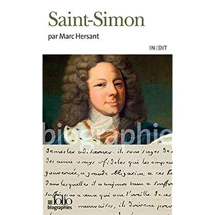 Saint-Simon (Folio Biographies t. 133)