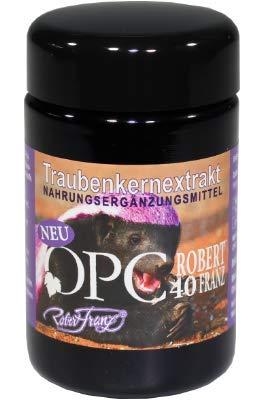 Robert Franz - Traubenkernpulver OPC133, 1 Glas (60 Kapseln)