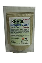 Khadi Tulsi (Basil) leaf Powder