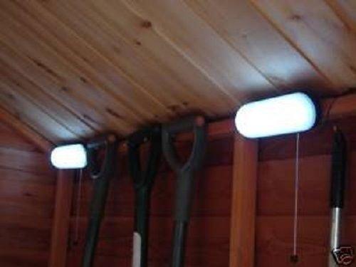 Garden mile lampada solare con interruttore led luce