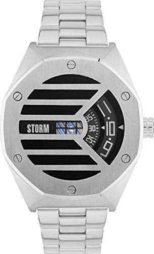 Storm London VAULTAS 47306/BK Reloj de Pulsera para hombres null